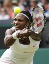 Serena Williams treated for blood clot in lungs