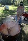 Jesse Jones Stirring Apple Butter