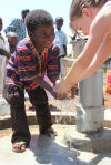 It started with the gift of clean, safe drinking water (2)