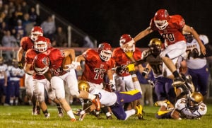 K.V. displays offensive weapons in win over Hobart