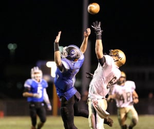 Gallery: Penn at Lake Central football