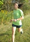 Hannah Hoffmann, Chesterton girls cross country