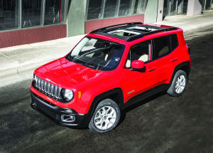 Jeep Renegade a compact option for SUV lovers