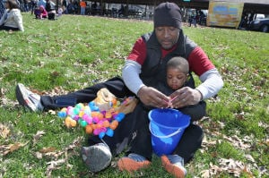Gallery: Epic egg hunt