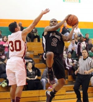 Bowman, Bishop Noll use pressure to win sectional openers