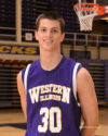 REGION COLLEGIANS: L.C.'s Miklusak blue collar at Western Illinois
