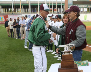RailCats open home season with ceremony, fanfare