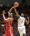 Ohio State-Illinois Basketball