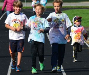 Color Fun Run helps with special programs