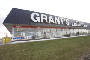Grant's customers told to pay in cash before sudden closing