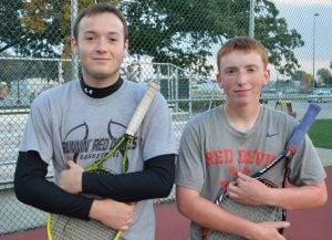 Lowell's Roesel and Savich prove to be the right combination