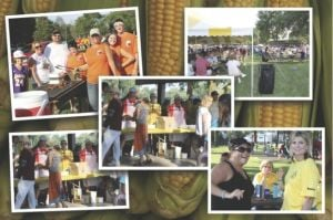 Schererville Chamber 50th Annual Corn Roast tonight