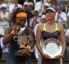 Serena Williams goes on the defensive, beats Maria Sharapova