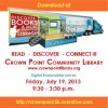 Digital bookmobile stops off at Crown Point