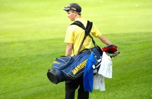 Younger Paholski brother ready to take over Marquette boys golf program