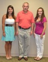 Students receive health care provider scholarships