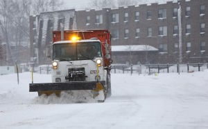 Snow may be gone, but budgets show winter's impact