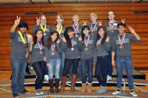 Whiting High Science Olympiad team earns top spots at Purdue Calumet Regional