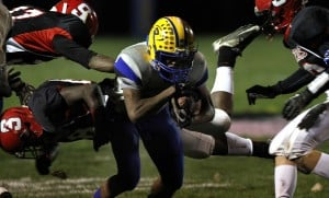 Illinois Prep Football notes: Crete ready for rematch with Richwoods