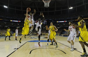 Wolverines fall in national title game despite career performance from C.P. native