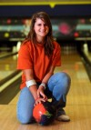 L.C. bowler Katie Sexton prepared for state finals