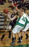 Morgan Twp/South Central PCC girls basketball