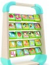 See 'n Spin Alphabet Rack for Toddlers