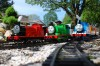Train days planned this weekend in Valpo