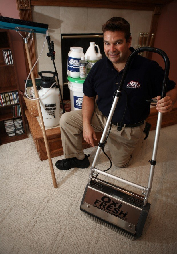 Franchise Offers New Carpet Care Option In Nwi