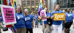 Audio: Oral arguments in Indiana challenge to same sex marriage ban