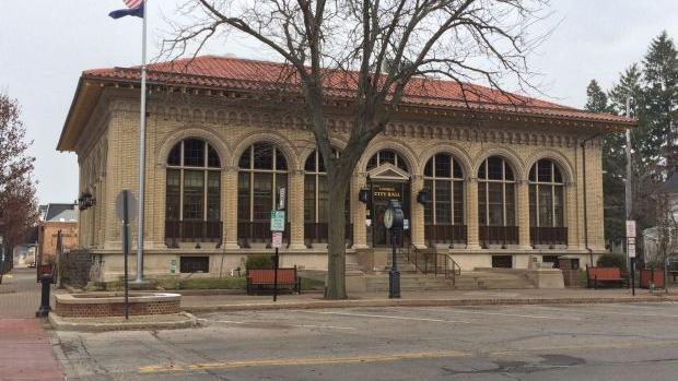 Laporte city council considers wheel tax government and for Laporte indiana courthouse