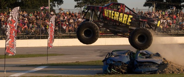 Monster Trucks Invade Northwest Indiana Motor Sports