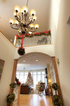 House and Grounds: Beach home for the holidays