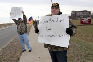 Local gun owners rally support for 2nd Amendment rights