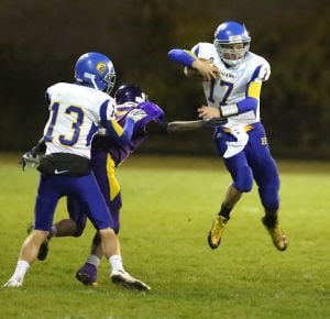 Highland runs wild in second-half rout of Gavit
