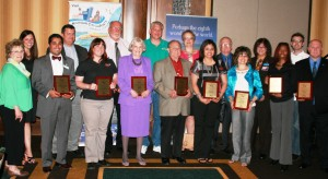 R.O.S.E. Award Luncheon Honors Excellent Service and Community Leaders
