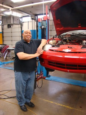 Automotive Technology Program at A.K. Smith Center Receives National Accreditation