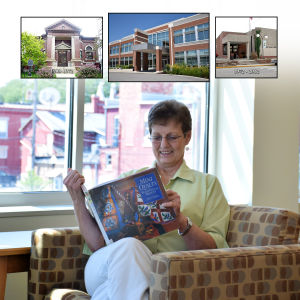 Crown Point Library director retires after 26 years of service