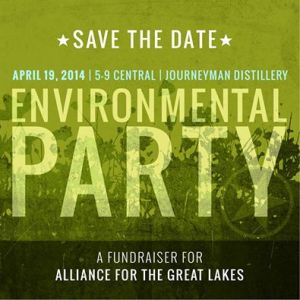 Holy Saturday! A tribute to benefit the Great Lakes in cocktails and song and more