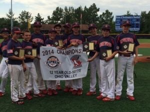 Homewood head to Cal Ripken 50/70 12-year-old World Series