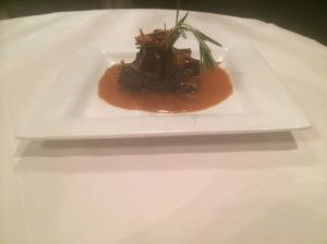 DISHES OF THE SOUTH SHORE: The Steakhouse at Majestic Star: Kobe Short Ribs