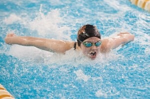 Chesterton girls swimmers take 14th consecutive sectional crown