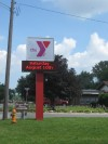 Residents' complaints prompt changes to Hobart YMCA sign