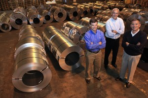 NWI steel roots helped forge work ethic, business acumen