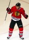Hossa clicking, so Hawks keep on moving upward