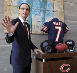 New coach Trestman to Jay Cutler: Restructured Bears no one-man band