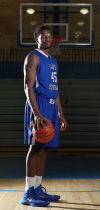 Lake Central's Tyler Wideman is The Times Player of the Year in boys basketball.