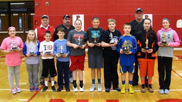 Hoop Shoot winners advance to state