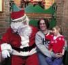 Santa takes orders