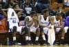 Merrillville players show their disappointment